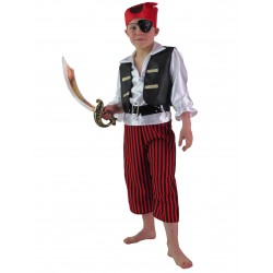 PIRATE BOLERO 6-8ANS