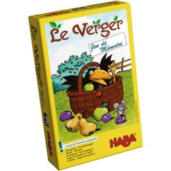 LE VERGER - JEU DE MEMOIRE