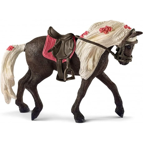 JUMENT ROCKY MOUNTAIN HORSE SPECTACLE EQUESTRE
