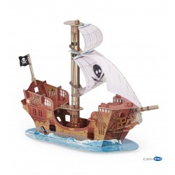 LE BATEAU PIRATE ISIPLAY - PAPO