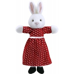 MARIONNETTE MADAME LAPIN - THE PUPPET COMPANY