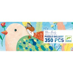 PUZZLE 350P GALLERY MISS BIRDY