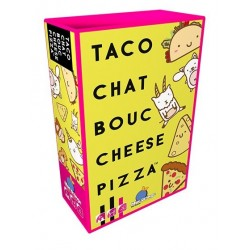 Taco chat bouc cheese pizza | poissondavril38.com